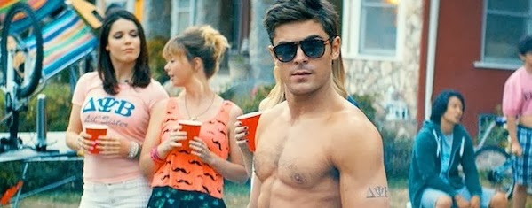 Zac Efron vs Seth Rogen no trailer completo da comédia NEIGHBORS