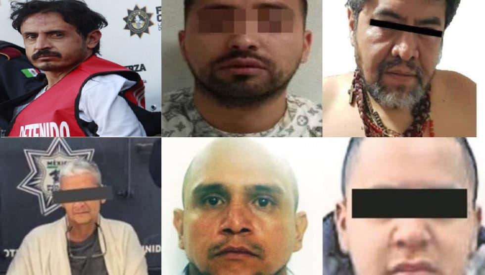 'El Mataperros', 'El Jamón' y 'El Tortas'... lo apodos más sanguinarios y bizarros de los ZETAS