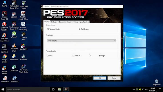 Mengatasi Unable to Start PES 2017