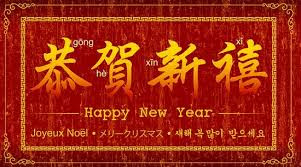 Happy New Year} in Japanese, Spanish, French & Chinese   Happy New ...