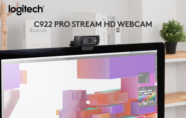 Logitech C992 Pro Stream HD Webcam