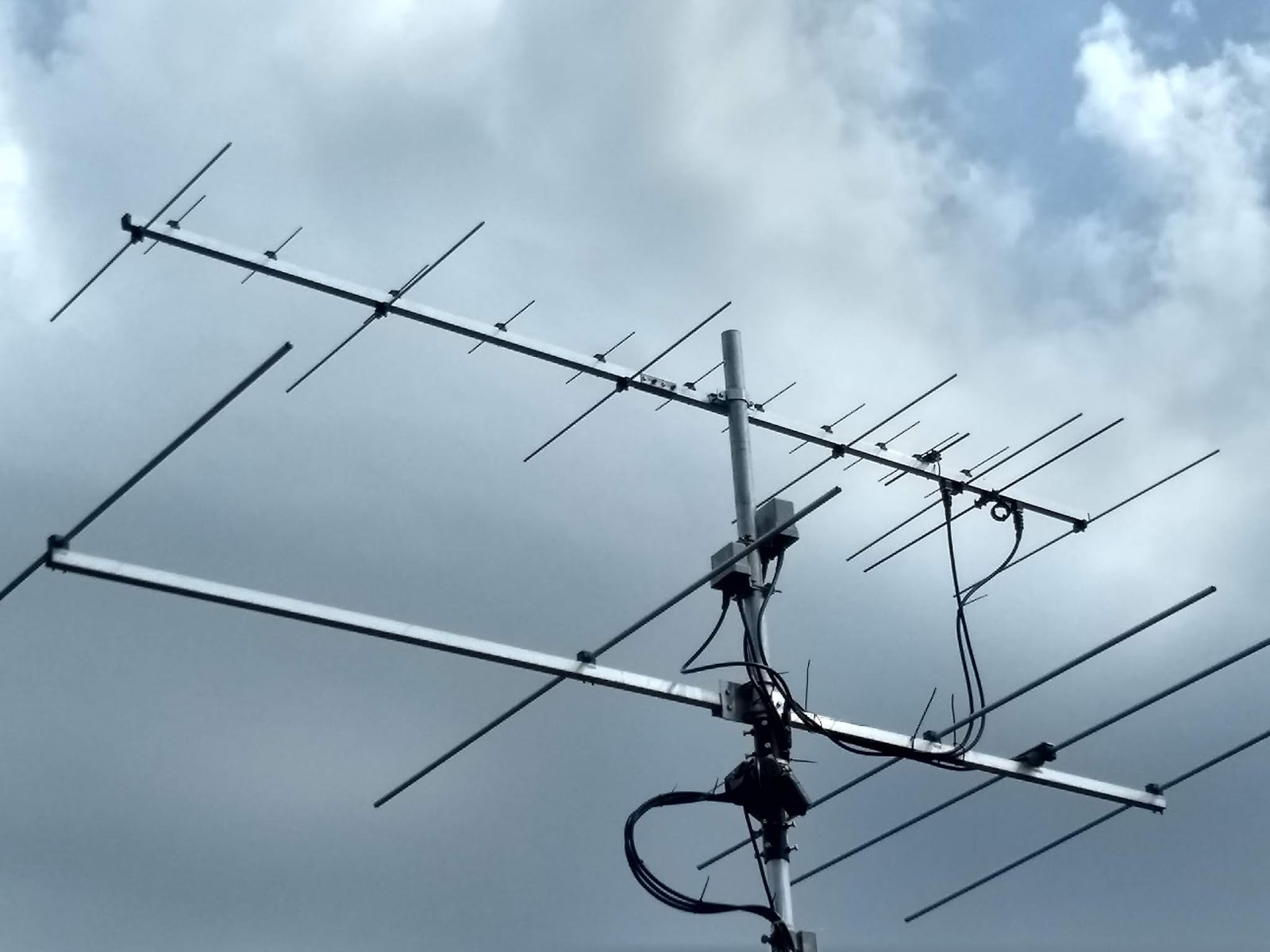 GM4FVM's radio world: 70cms, television coverage and TVI