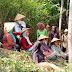 Kegiatan Pemeliharaan Kebon Karet / Hutan Desa dari Dana Desa Tahap I Tahun 2021