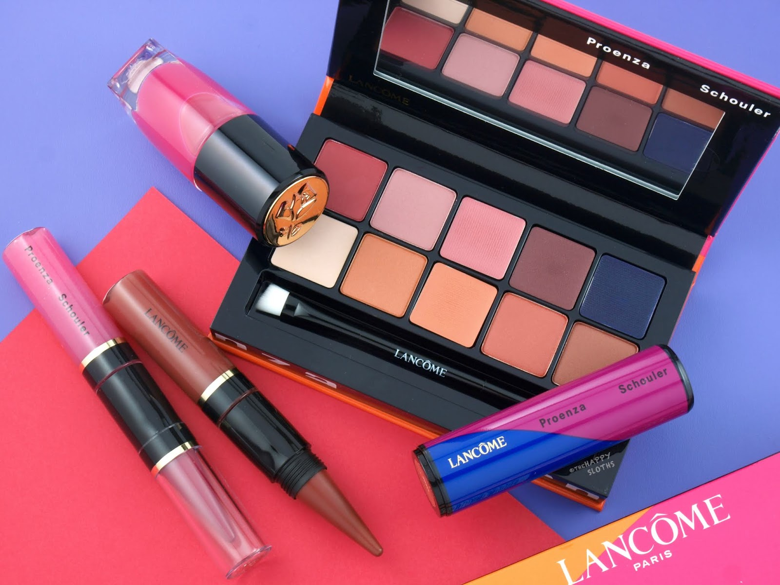 Lancome | Proenza Schouler Fall 2018 Collection: Review and Swatches