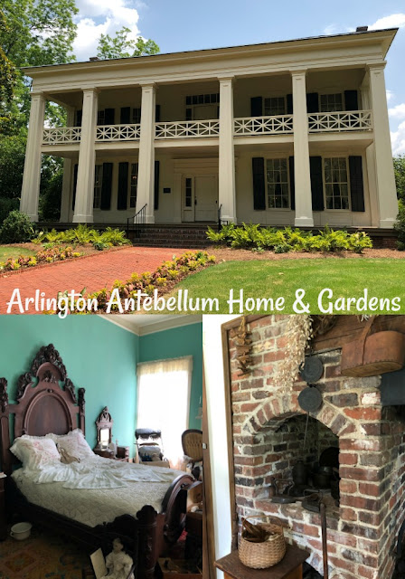 Arlington Antebellum Home & Gardens 331 Cotton Ave SW, Birmingham, AL 35211