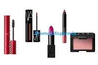 "Logo ""Narsissist Take All'': vinci grati 70 cosmetici Nars Shiseido"