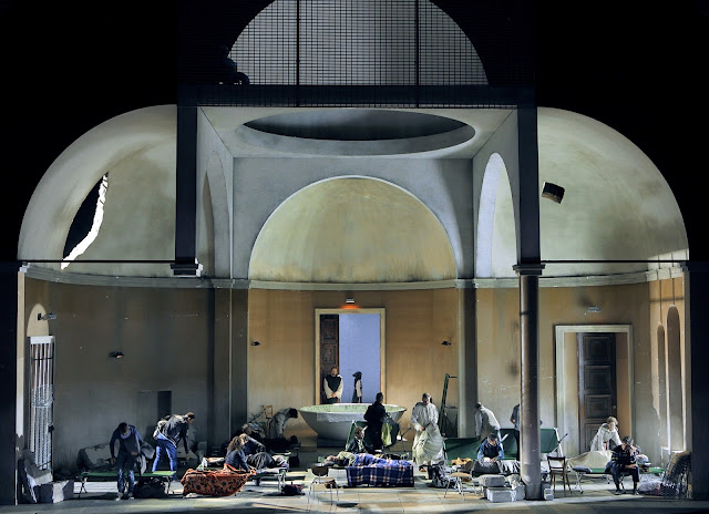 Wagner: Parsifal - Bayreuth Festival - (Photo © Bayreuther Festspiele / Enrico Nawrath)