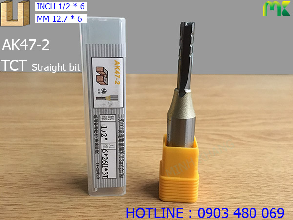 Mui-router-tct-Arden-1/2*6*26mm*3T
