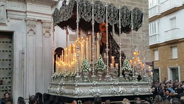 Vera Cruz de Cádiz no se plantea una Salida Extraordinaria