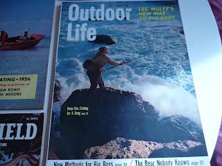 Outdoor Life, August, 1957