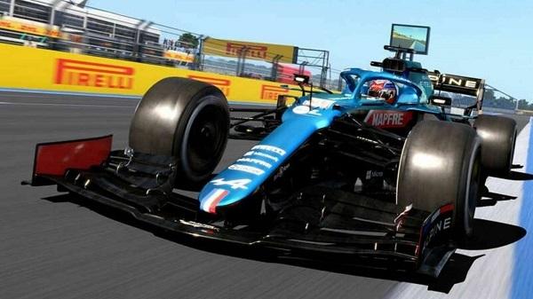 لعبة F1 2021 تلغي أحد مميزاتها الحصرية على جهاز PS5 في تحديثها الجديد لهذا السبب