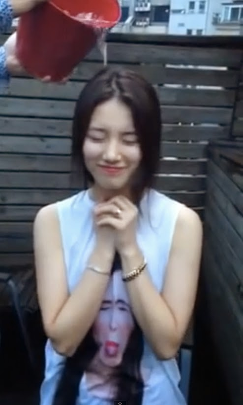 Ice Bucket Challenge - Suzy