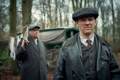 Los Billy Boys en la serie Peaky Blinders