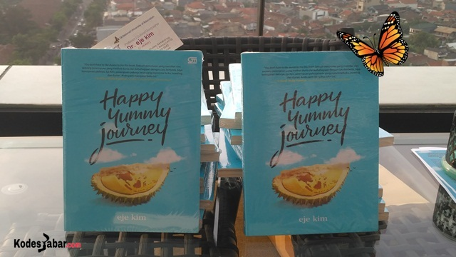 Buku Happy Yummy Journey