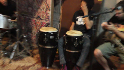 Banda, Ultramen, ensaio, tente enxergar, álbum, tour, vídeo, Oldie, nerd,