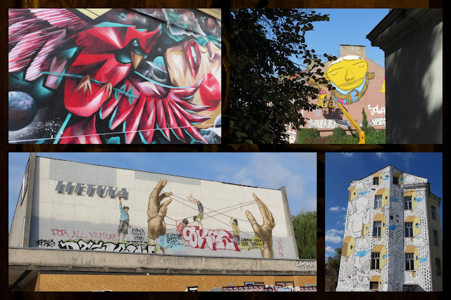 Fun Things To Do in Vilnius Lithuania - Street Art