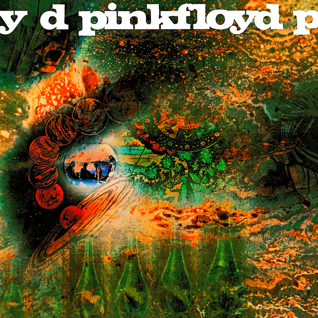 Pink Floyd A Saucerful Of Secrets / Piper At The Gates Of Dawn
