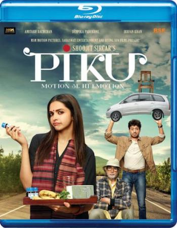 Piku (2015) BluRay Download
