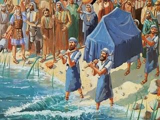 Bbiblia: O CRUZAMENTO DO RIO JORDÃO / As doze pedras ...