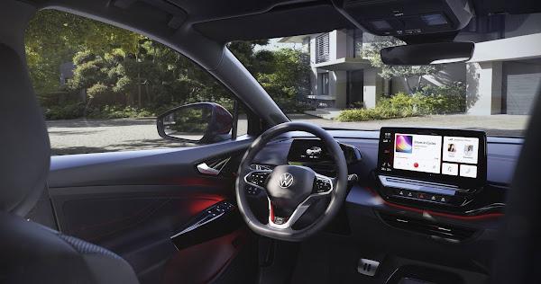 Volkswagen ID.4 GTX: preços partem de €50.415 na Europa