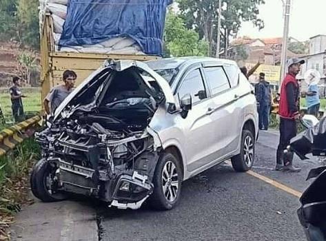 Ilustrasi - Kecelakaan Lalu Lintas