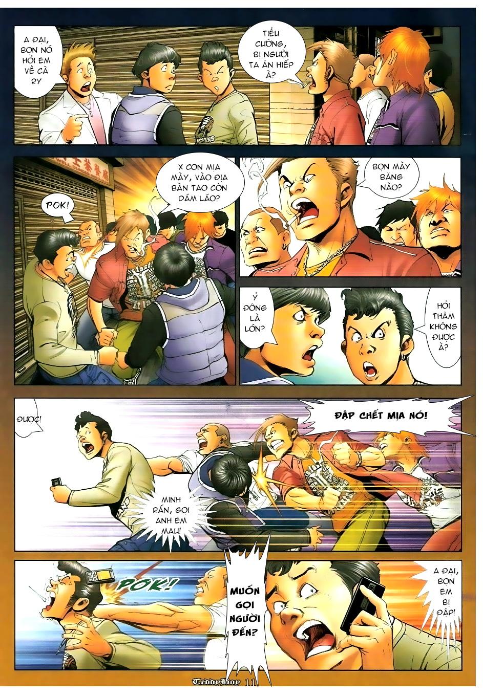 Người Trong Giang Hồ Chap 1157 - Truyen.Chap.VN