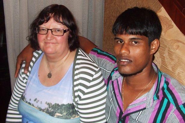 "Пенсионерка за 7,5 млн ""купила"" себе жиголо из Шри-Ланки, и его убили"