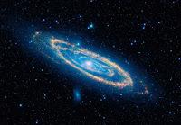 Találtak egy galaxist, ami nem létezhetne