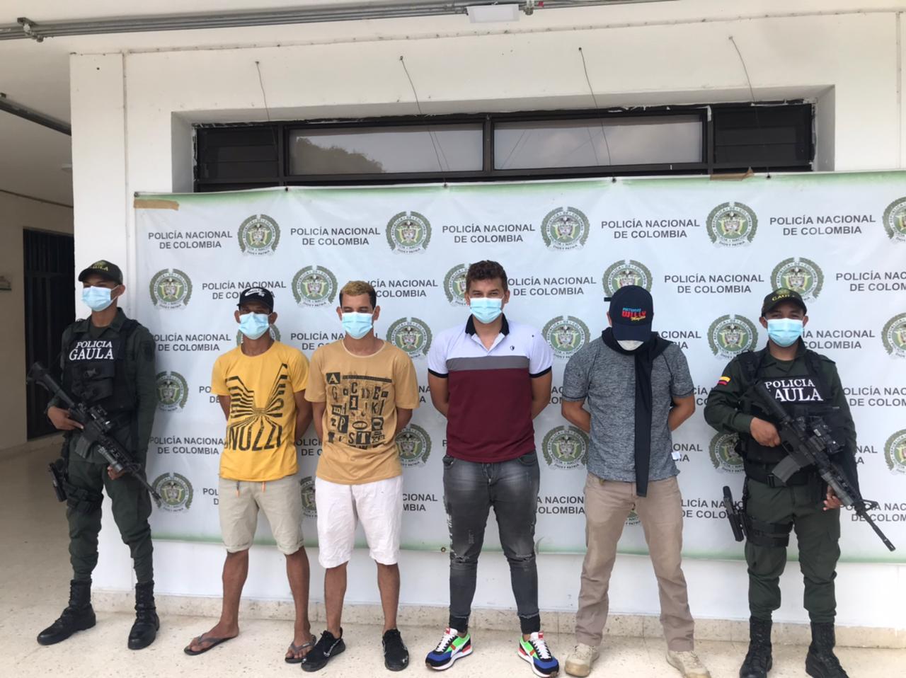 https://www.notasrosas.com/Policía Cesar desarticula Grupo Delincuencial 'Los Cobra Cuota'