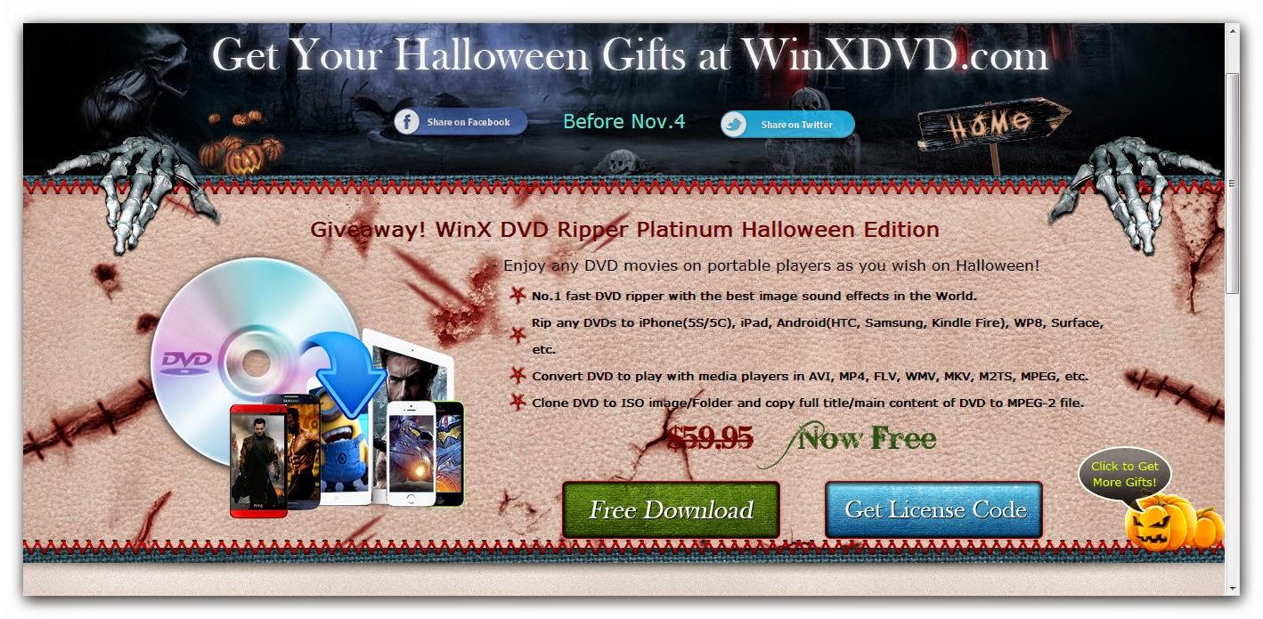Winx dvd Ripper Key