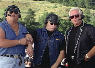 WCW HOG WILD 1996 REVIEW: Dusty Rhodes, Tony Schiavone, Bobby 'The Brain' Heenan