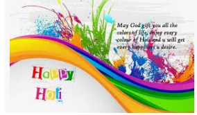 Happy Holi 2019 WhatsApp Status and Messages