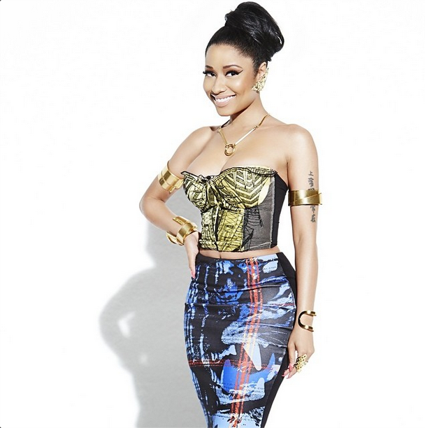 Nicki Minaj Releases Anaconda Music Video — Watch Now