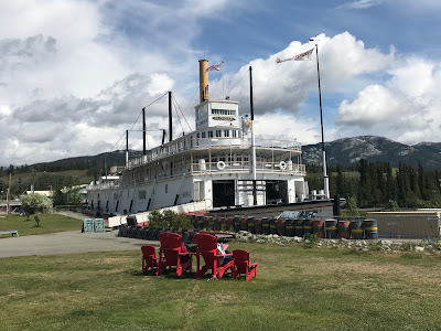 S.S. Klondike / Self-Guided Tour