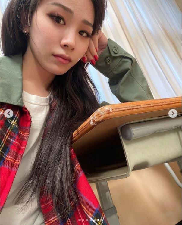 국내에서 모델 활동하는 CL의 4살 차이 여동생