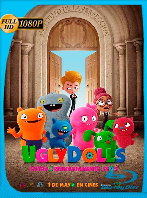 UglyDolls: Extraordinariamente Feos (2019) HD 1080p Latino Dual [GoogleDrive] [Cespa92]