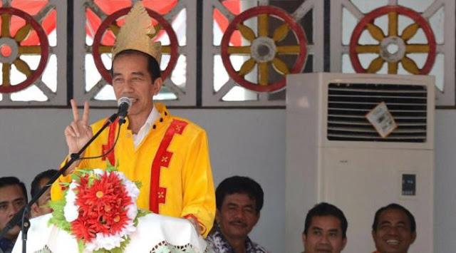 Jokowi Akan Tambah Kapal Feri dan Bangun Dermaga di Samosir