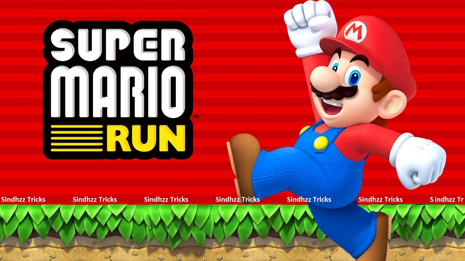 super mario run hacked apk