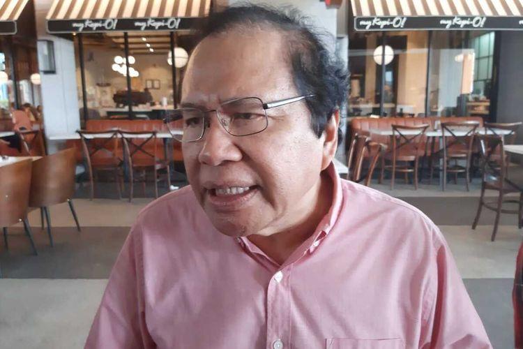 Rizal Ramli: Pemimpin Payah Buat Krisis Makin Ruwet!