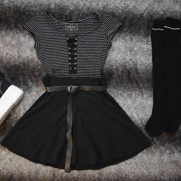Moje ulubione stylizacje z ostatnich dni | #2 Flat Lay Outfits