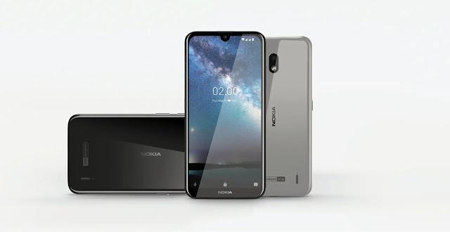 سعر ومواصفات هاتف  Nokia 2.2