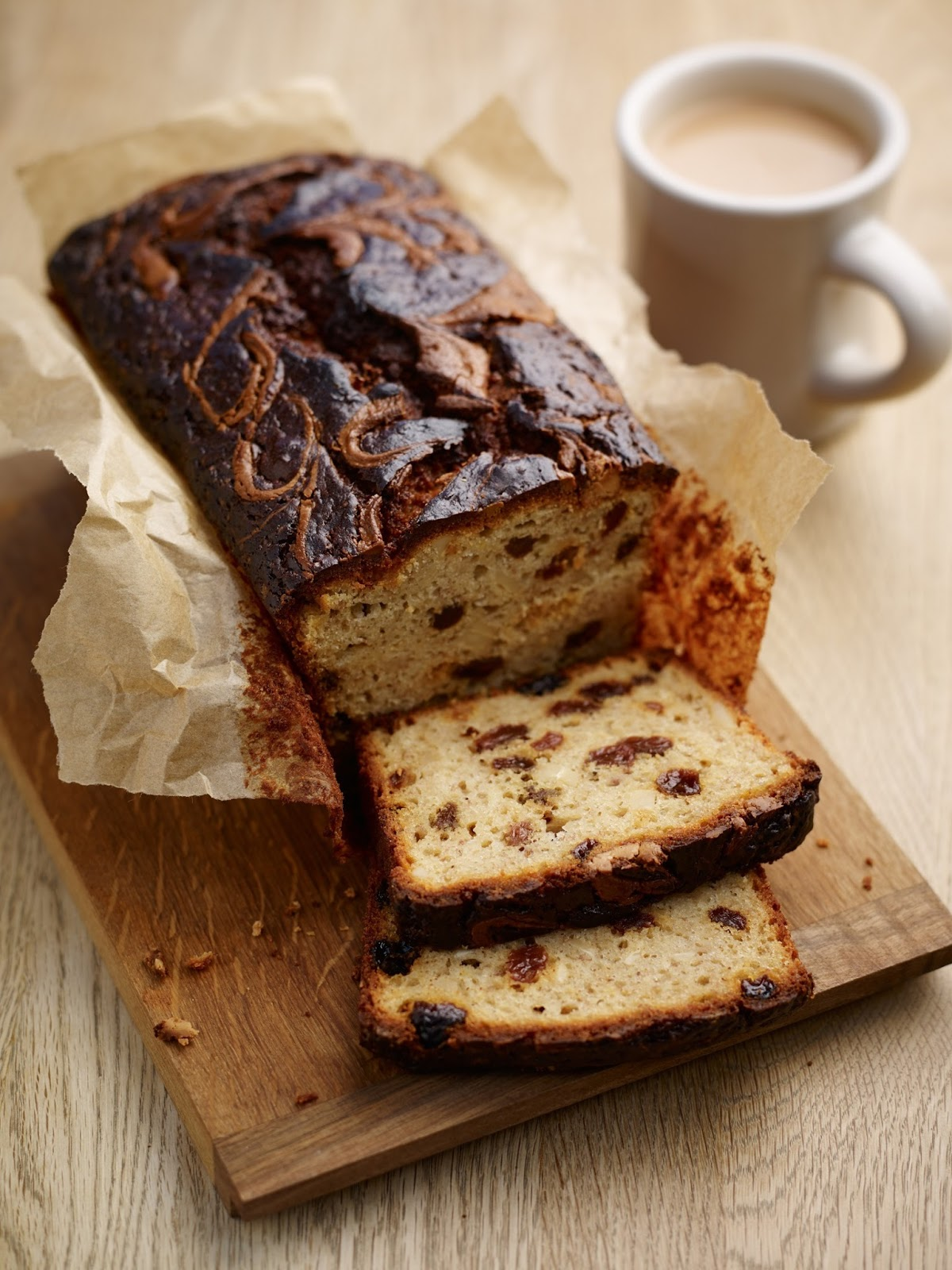 Banana & Cashew Bread - How To Make Some