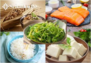 Diet ala jepang dipercaya bikin panjang umur