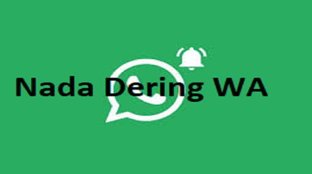 Nada Dering WA