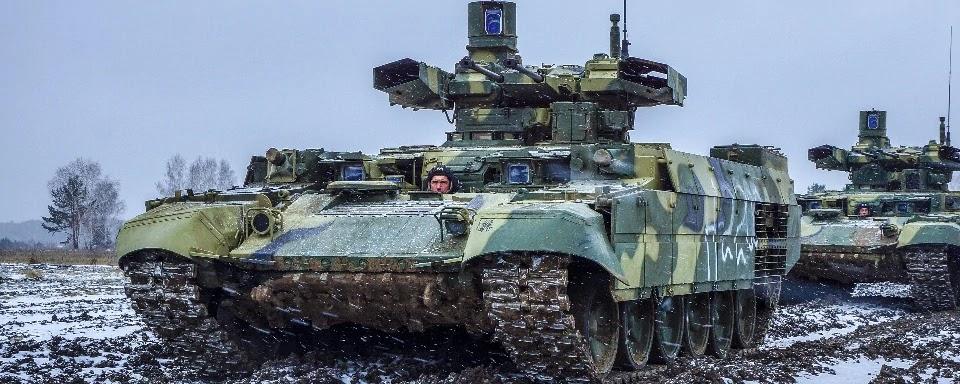 Алжир замовив у 300 російських БМПТ-72 Термінатор-2