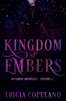 Kingdom of Embers, Amazon, Tricia Copeland