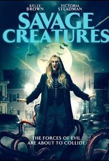 Savage Creatures [2021] [CUSTOM HD] [DVDR] [NTSC] [Latino]