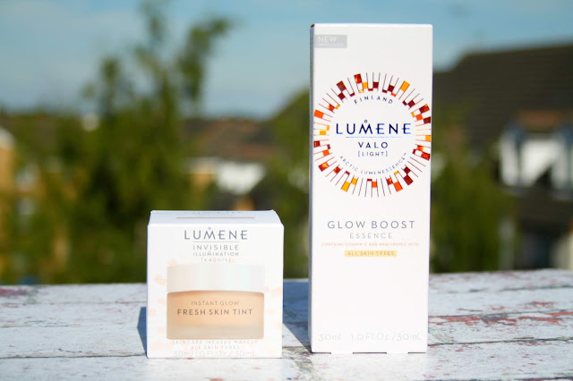 Lumene Nordic Skincare Review and Swatches