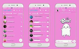 Boo Horror Theme For YOWhatsApp & Fouad WhatsApp By Leidiane