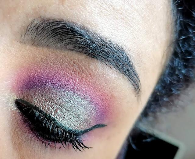 ANASTASIA BEVERLY HILLS x Jackie Aina (swatch & make up)